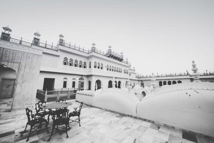 Coffee Palace Rajasthan India Photography Photooftheday Jaipur Alsisar Vintage Blackandwhite Openair Culture Royalty Royal Travel Heritage Desret