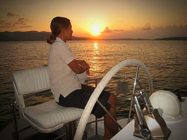 That's Me THAILAND 2008 Working Hard On Boat But Have A Good Time Enjoying Life Open Edit For Everyone Sunset_collection Beautiful Place in phuket 💗💗💗💗💗