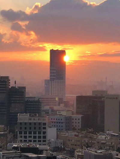 Sunset Built