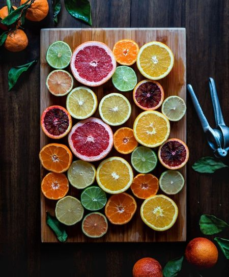 Rainbow lemons Colorful Colors Blood Orange Grapefruit Sour Taste Fruit Citrus Fruit Lime SLICE Multi Colored Wood - Material Variation Vitamin C Juicy Orange - Fruit Orange Tree Juicer Vitamin Kiwi - Fruit Fruit Juice