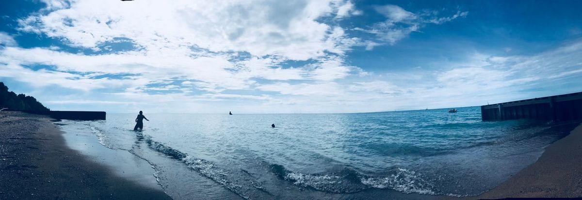 EyeEm Selects Water Sky Cloud - Sky Beauty In Nature Scenics - Nature Sea