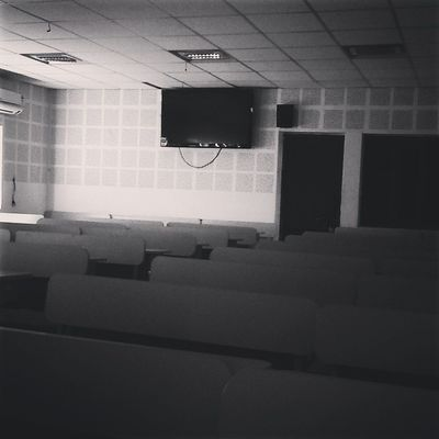 Back_benchers Are  Equipped With LED Smart Class Room Iith