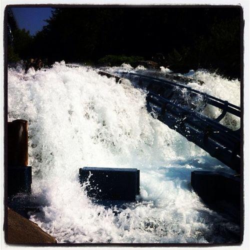 Les chutes des Dieux!! Europapark Coaster
