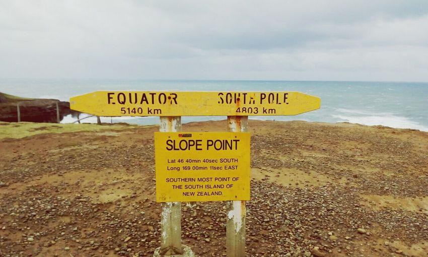 South Southern Point Newzealand EyeEm Best Shots