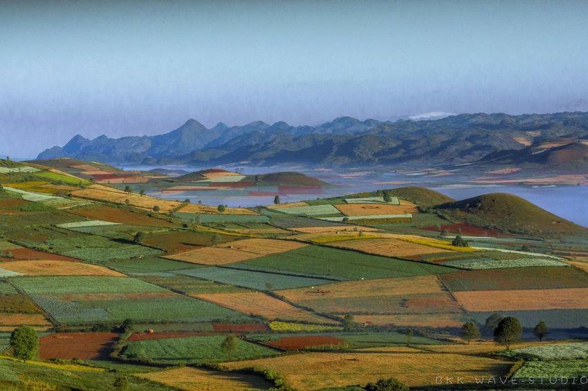 Field of the dream Landscape_photography Yangon, Myanmar Bkkwavestudio Travel Photography Landscape_photography