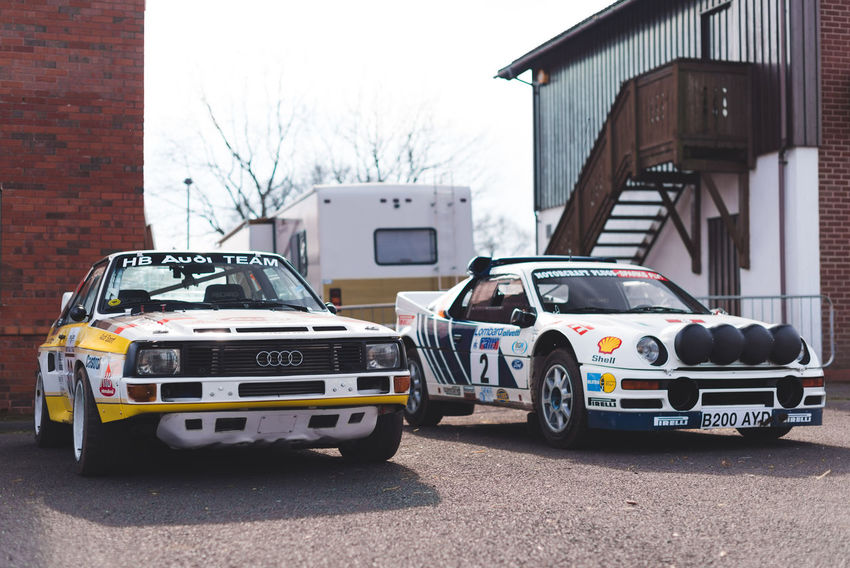 Historic Rallying at Stoneleigh Park Audi Car Show Classic Classic Car Day First Eyeem Photo Historic Racing Historic Rally Quattro Race Race Driver Rally Rally Car Rs200 S1