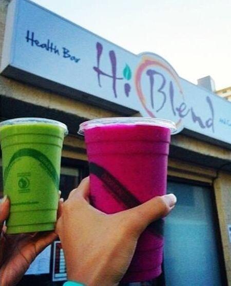 HiBlend Health Bar & Cafe Hiblend