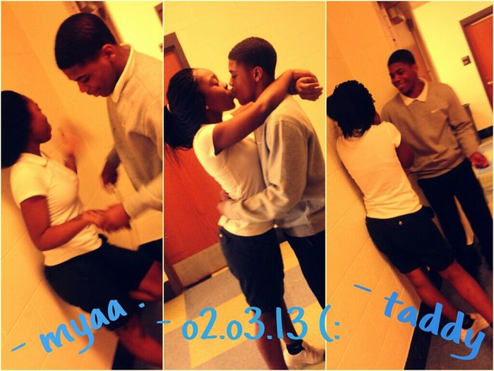 Couple My Twin Andd Her BoyFrand I Love Them♡