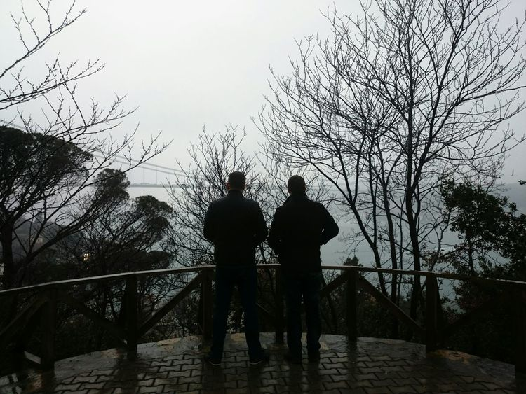 Istanbul BogazTheWeekend The Week On EyeEm Shadows Lihts And Shadows Sihouette  On The Road