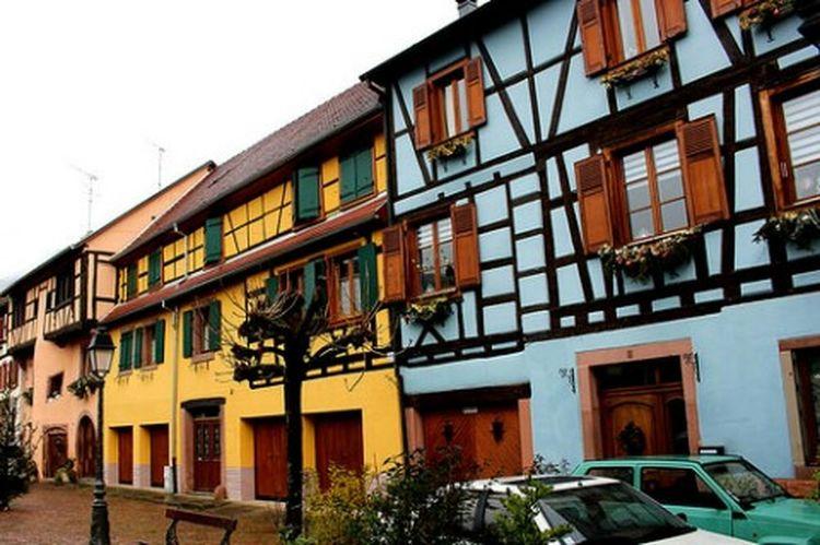 Ribeauville Alsace Alsacia