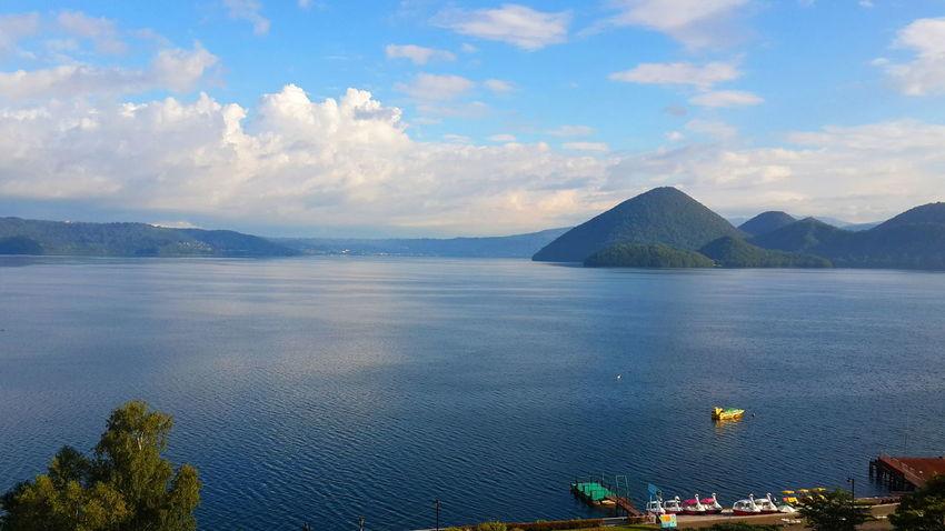 Toya lake, Hokkaido Japan Travelphotography Landscape_photography EyeEm Best Shots