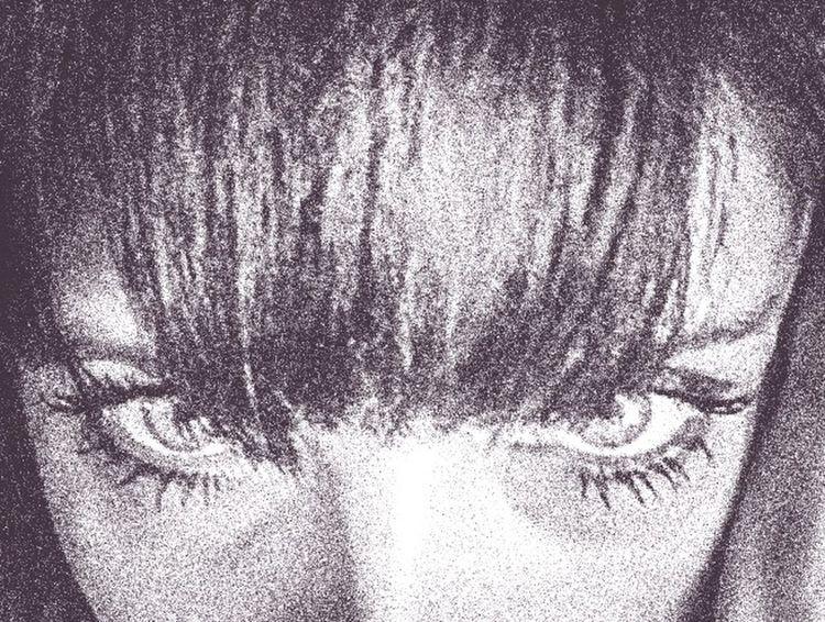 Eyes ThatsMe Blackandwhite Portrait
