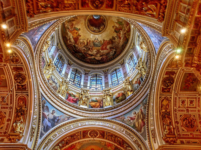 Church Art Architecture Dome