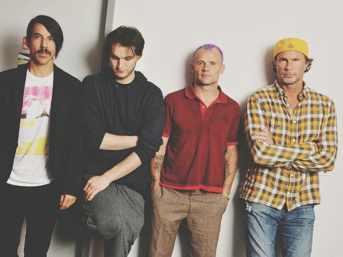Rock'n'Roll Rock Red Hot Chili Peppers Hello World