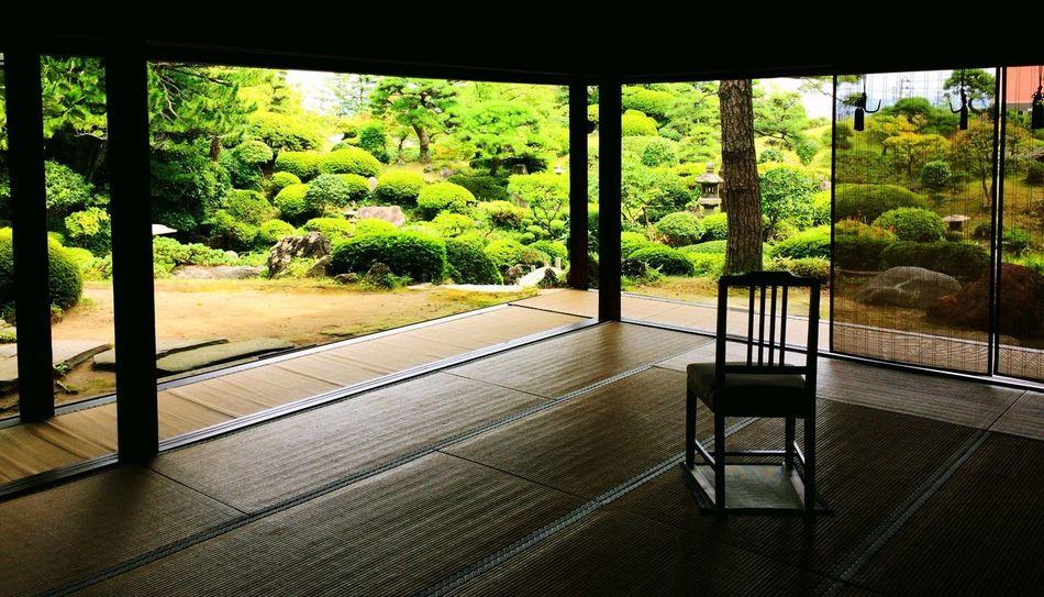 YAMAGATA SAKATA Chair Green Japan