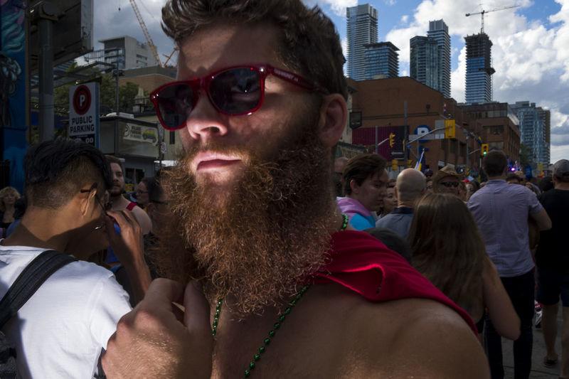 Toronto, June 2017. Church Street Flash Flash Photography Flash Street Photography Fuji Fuji Xt2 Fujifilm Grownupboy Karl Edwards Pride Pride 2017 Pride Toronto Street Street Photography Streetphotography Xt1
