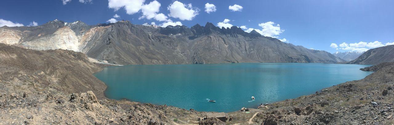 Sarez lake,