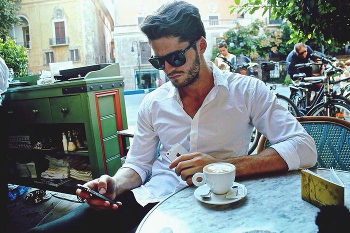 Palma Palma De Mallorca Mallorca Cappuccino Coffee Sunny Goodmorning :) Saturday A Taste Of Life Enjoying #life