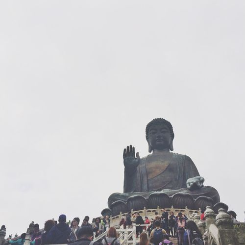Tian Tan Buddha (Giant Buddha) 天壇大佛 Big Buddha Buddha Lantau Island HongKong Traveling Wanderlust Travel Photography