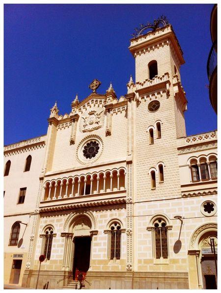 Iglesia Guinardo Barcelona Catalunya