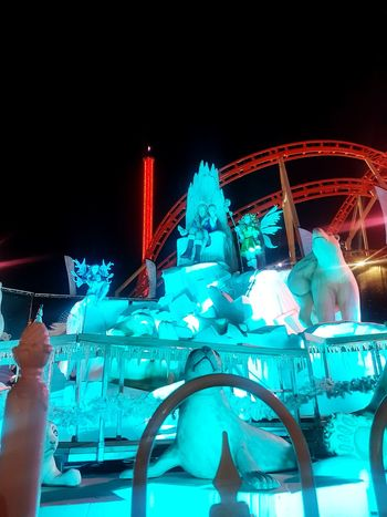 Illuminated Night Christmas Cold Temperature Christmas Lights No People Cityscape Christmas Decoration Winter Fun Outdoors London Hyde Park Winter Wonderland!! Snow Queen Shades Of Winter