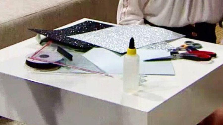Bastelstunde 💀 TheWeekOnEyeEM Creative Ligh MaterialDesign Freestyle Art And Craft Basteln Mit Papier Schere Kleber 3XPSUnity Comfortable Indoors  Phantasie