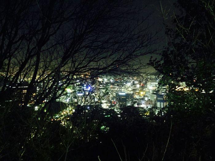 A hidden city