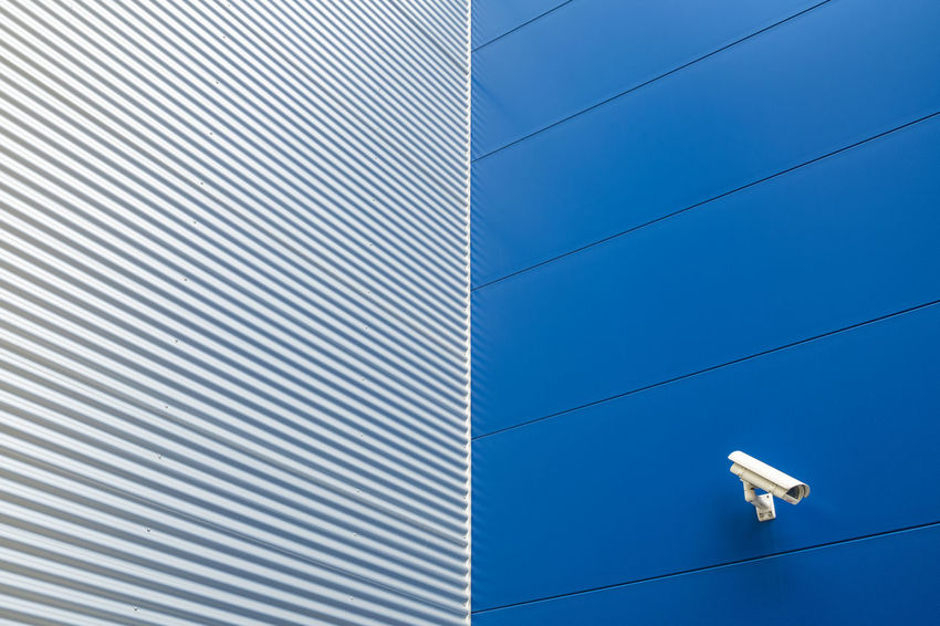 Watching Minimalist Architecture Architectural Detail Architectural Feature Architecture Berlinmalism Blue Building Exterior Built Structure City Fujix_berlin Fujixseries Minimal Minimalism Minimalistic Minimalobsession Modern No People Outdoors Ralfpollack_fotografie Security System Technology The Graphic City
