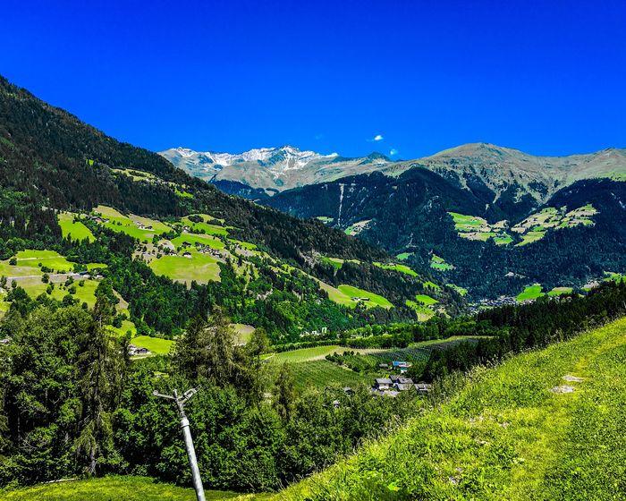 Natur pur Italien Passeiertal
