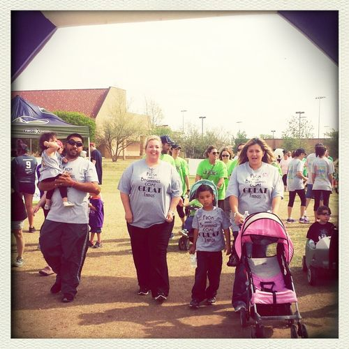 Finish line! March Of Dimes