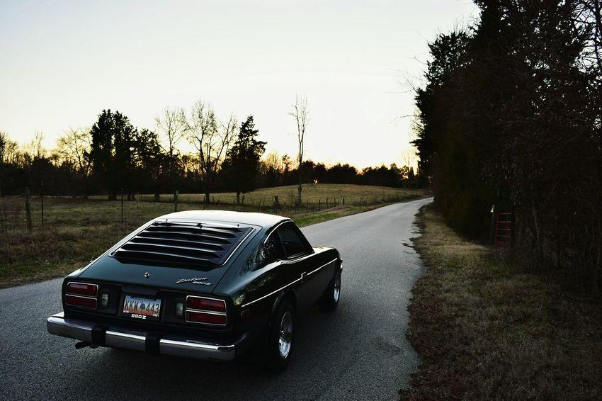 Datsun FairladyZ 280Z 1976 Drivetastefully
