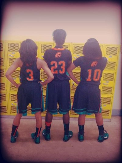 Before Our Game. #23 #10 #3 3pack