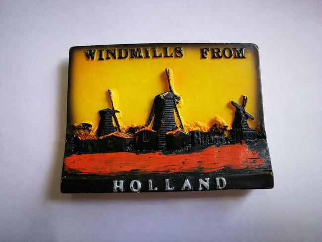 Refrigerator magnet from Holland Fridge Fridge Magnet Fridge Magnet Holland Fridge Magnets Fridgemagnet Girl Holland Sou Magic Magnet Souvenir Souvenir Fridge Magnet Taking Photos