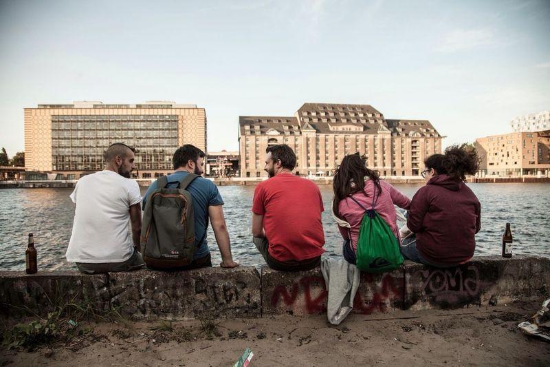 Berlin Friends Freifläche Schlesische Str./Cuvrystr.