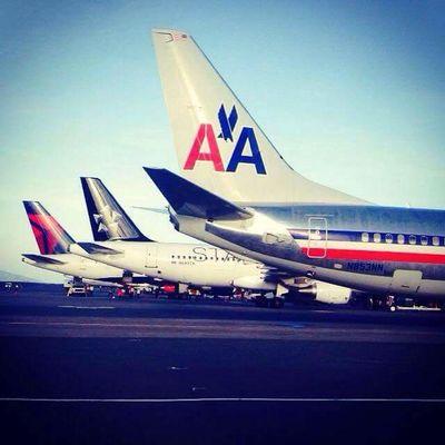 Americanairlines Avianca Delta Airlines