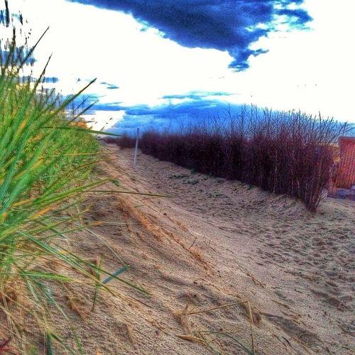 Impression aus cuxhaven Cuxhaven Schönstestadtdesnordens Perledernordsee Heimat Strand Dose Wolken Beach Cloudy Achwatschön Herbstaufnahme