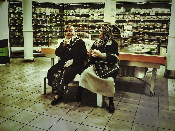Shopping Coffee The Human Condition IPhoneography