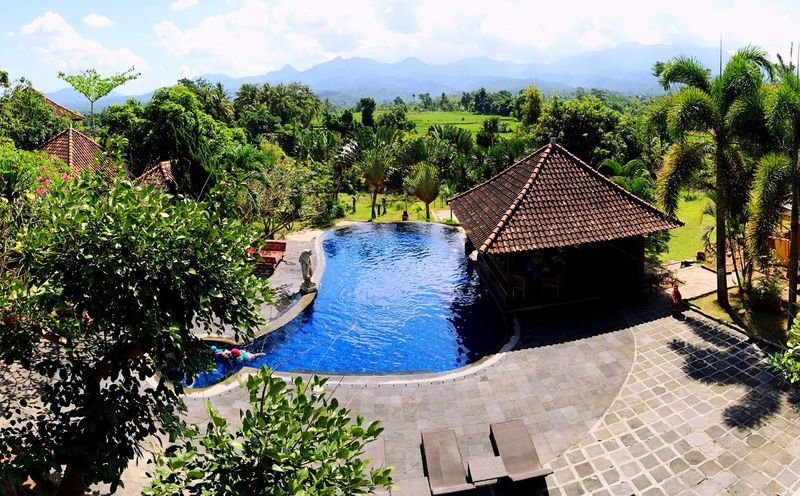 Checking In Hello World Relaxing Taking Photos Memories Enjoying Life Check This Out Allshots_ Lombok-Indonesia My View