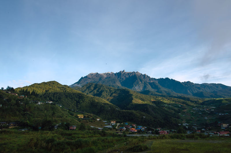 Mountain of Kinabalu, Sabah Malaysia Kundasang Malaysia Truly Asia Morning Light Mountain View Nature Raindrops Ray Sky And Clouds Textured  Beauty In Nature Behindthescenes Dawn Day First Eyeem Photo Landscape Malaysia Mountain Peak Nature Outdoors Rainy Sabah Sabah Borneo Sabah Malaysia Scenery Sky