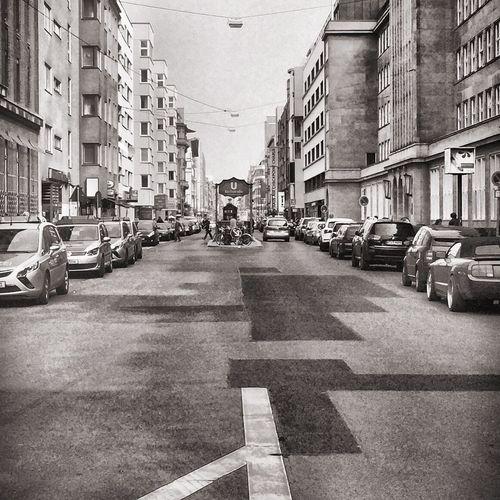 Berlin Checkpointcharlie Streetsofberlin Friedrichstrasse