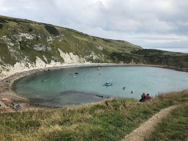 Lulworth cove in Dorset Been There.