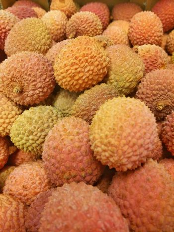 Fruit Litchi Litchis Fruit Fresh Fruits Jucie Healthy Goodlife Healthy Food Healthy Eating Fruits Round Spikes Colorful Tiny