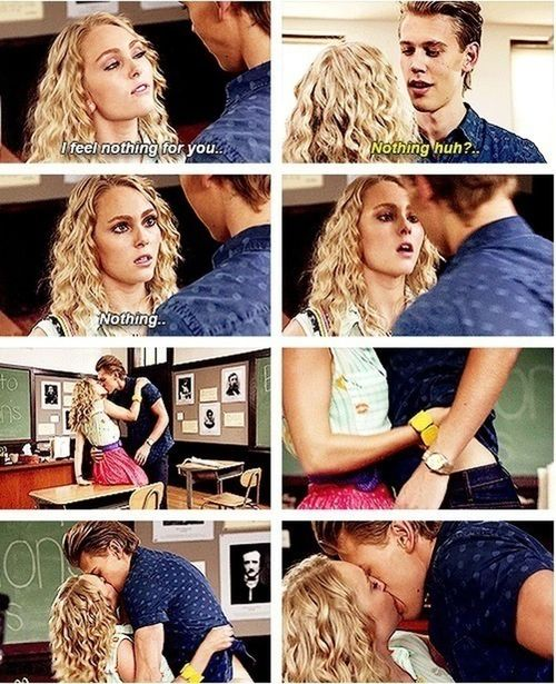 Thecarriediaries  Austinbutler Annasophiarobb ❤️ I wish I had their love story ❤️❤️??