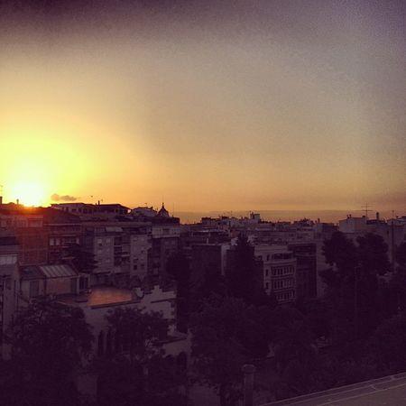 Bon dia! #wakeuppics #barcelona Wakeuppics Barcelona 10likes