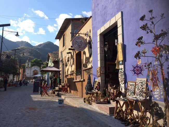 Mountain Tradition Building Exterior Travel Destinations Day Architecture Mexico