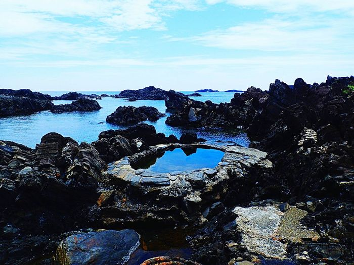 Relaxing Beach Photography Skyblue Onsen Ocean Japan Photos Nature Oceanview Suny Day Seaside Seaside_collection