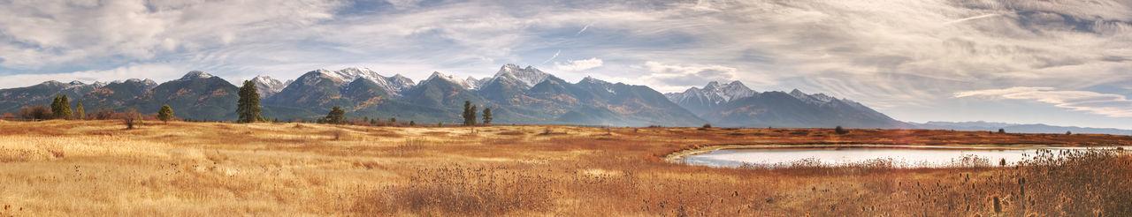 Panorama of a Montana mountain range. Panorama Panoramic Panoramic Photography Panoramic View Panoramic Landscape Panoramic Views Montana Montana Landscape Montana Mountains Montana Mountain Meadow Mountain Mountains Fall Fall In Montana Landscape Landscapes