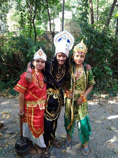 Ram hanuman ravan