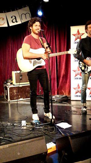 Gael Faure Virgin Radio