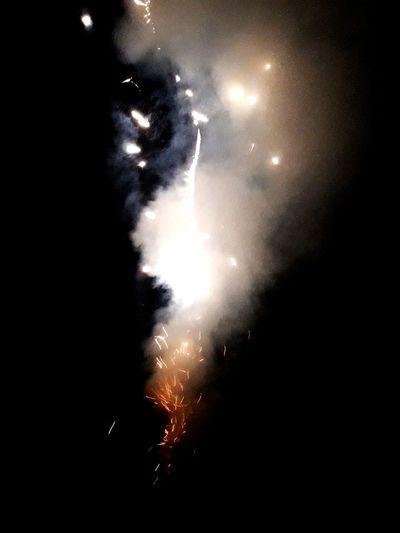 Night Exploding
